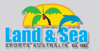 Land And Sea Dive Products Are Sold At Hendersons Ltd in Blenheim NZ