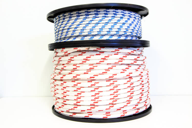 Boating Ropes Are Sold At Hendersons Ltd In Blenheim NZ